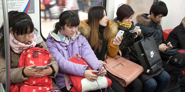 """""""היום הסינים רואים שוואווי לא פחות טובה מאפל"""", צילום: שאטרסטוק"""