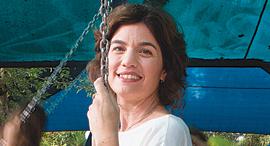 תמר זנדברג, חברת כנסת מטעם מרצ. בת 41, צילום: תומי הרפז