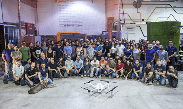 Drone Maker Airobotics