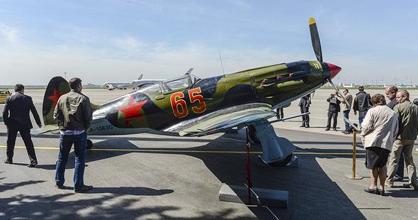 מטוס מיג ממלחמת העולם השנייה