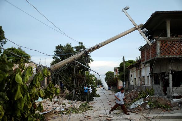 רעידת אדמה רעש אדמה ב דרום מקסיקו צונאמי 6, צילום: רויטרס