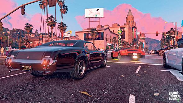 משחק GTA V , עכשיו בחינם להורדה
