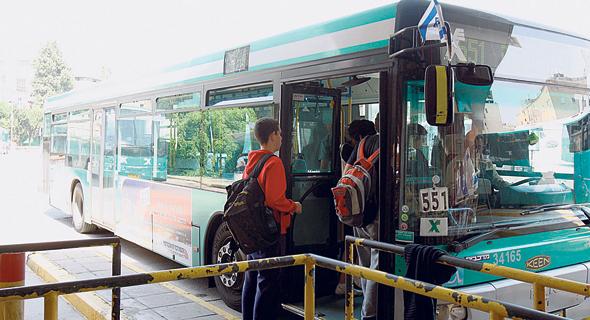 אוטובוס אגד חדש, צילום: נמרוד גליקמן
