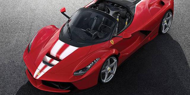 מכירה פומבית לצדקה: פרארי  קבעה מחיר שיא למכונית חדשה