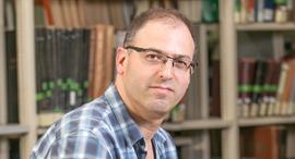 ישי רוזן צבי פרופ'  אוניברסיטת תל אביב, צילום: אוראל כהן