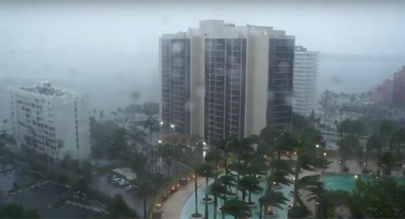 פלורידה מוצפת