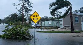סופה הוריקן אירמה נזקים 2, צילום: איי פי