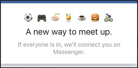פייסבוק היכרויות דייטינג, צילום: Motherboard