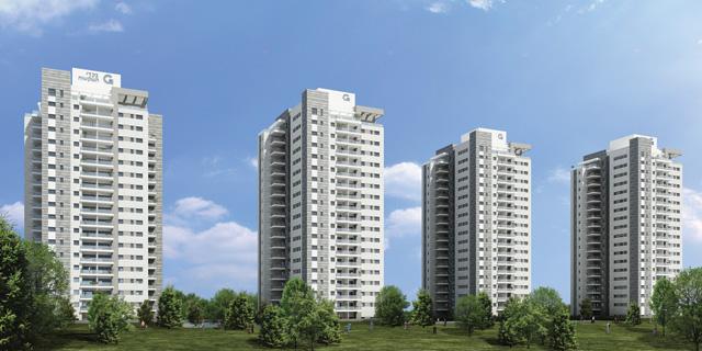 גינדי השקעות תקים 500 יחידות דיור בארבעה  מגדלים בגבעתיים