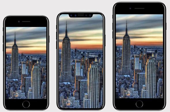 דגמי האייפון האחרונים
