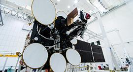 לוויין עמוס 4 של חלל תקשורת, צילום: חלל תקשורת