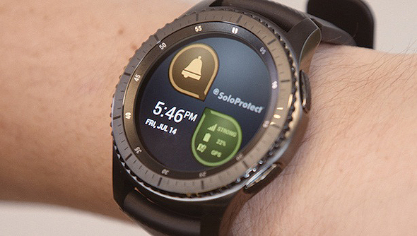 שעון חכם gear sport מחשוב לביש סמסונג