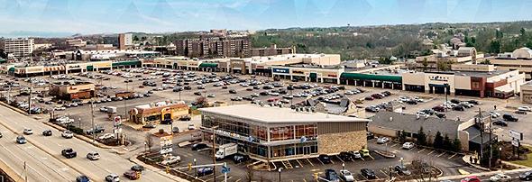 המרכז המסחרי בפיטסבורג