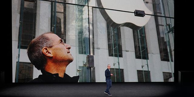טים קוק אירוע אפל 2017