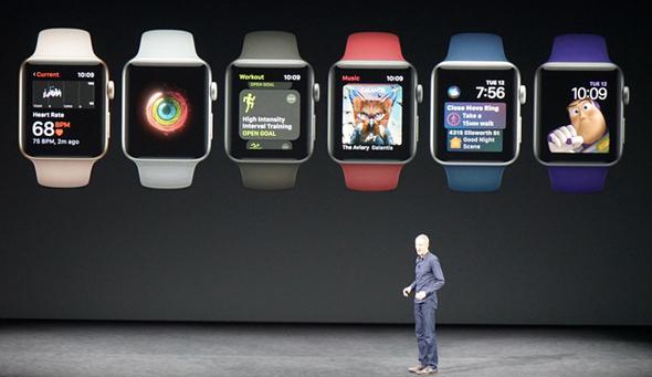 אירוע אפל 2017 מטה שעון אפל ווטש 3