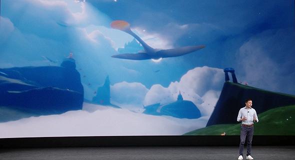 אירוע אפל 2017 4K משחק אפל TV