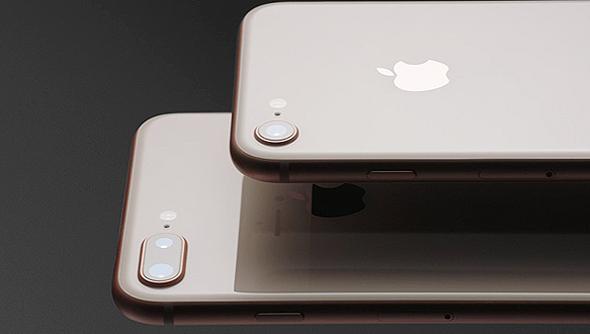 האייפון 8 ואחיו הגדול, האייפון 8 פלוס