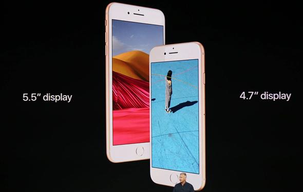 אירוע אפל 2017 מצלמת אייפון 8 פלוס ו  אייפון 8