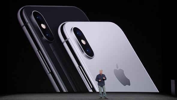 אירוע אפל 2017 אייפון X מצלמה אחורית