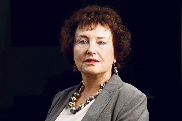 Karnit Flug, Governor of the Bank of Israel. Photo: Amit Sha'al