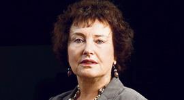 מגזין 100 המשפיעים 2017 קרנית פלוג נגידת בנק ישראל, צילום: עמית שעל