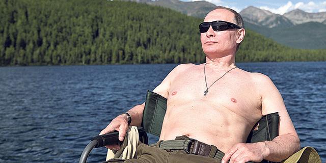 פוטין לא צריך לדאוג, צילום: רויטרס