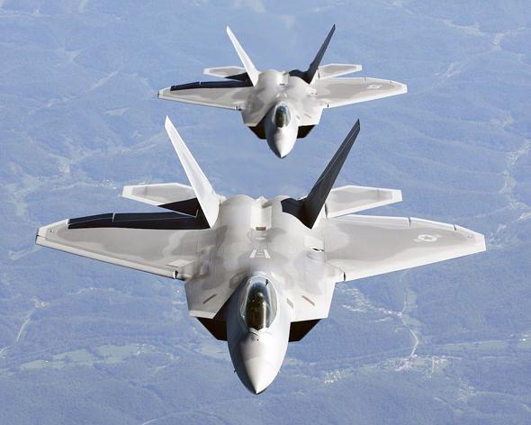 הכי מתקדם, הכי יקר. מטוס ה-F22 האמריקאי