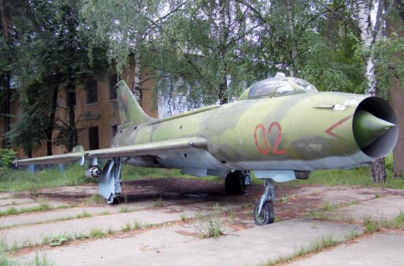 מטוס תקיפה מדגם סוחוי 7B