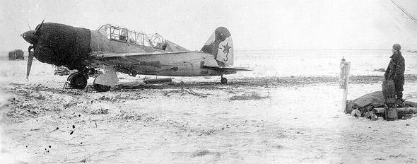 מטוס הסוחוי 2, העיצוב הראשון של החברה