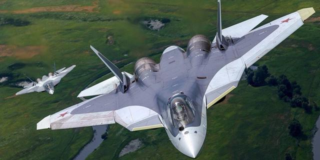 הקברניט פאבל סוחוי מטוס קרב, צילום: aereo.jor.br