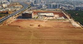 ה שטח שרכשה אמדוקס ב רעננה, צילום: יאיר שגיא