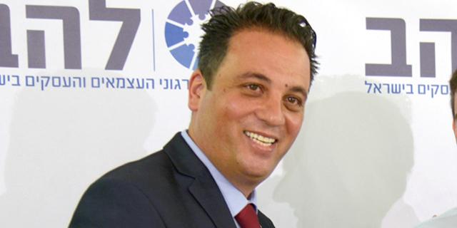 רועי כהן, נשיא להב, צילום: ליאת מנדל