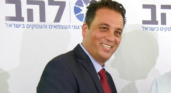 """עו""""ד רועי כהן, נשיא להב"""