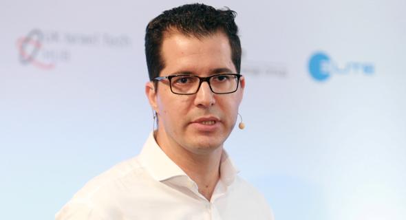 Sharegain CEO Boaz Yaari. Photo: Orel Cohen