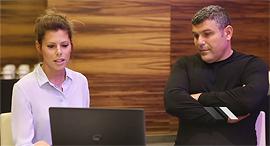 טדי שגיא ליטל לשם ממייסדי ריפורטי  reporty, צילום: עמית שעל