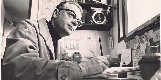 לצלול אל קישון - סדרה תיעודית על אבי ההומור הישראלי
