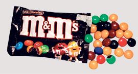סוכריות אם אנד אם M&M, צילום: יריב כץ