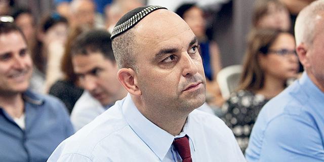 יאיר רביבו, ראש עיריית לוד, צילום: ענר גרין
