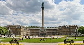 שטוטגרט גרמניה ערים שלוות, צילום: commonpurpose