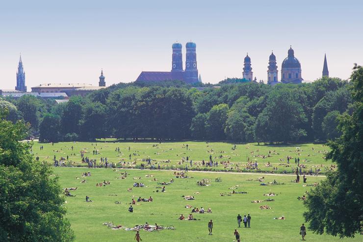 מקום חמישי, מינכן בגרמניה