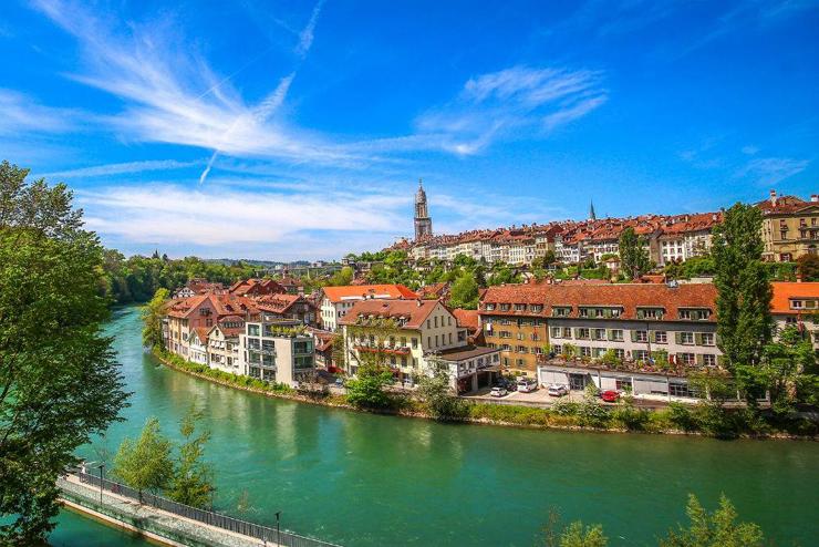 ברן, שווייץ, צילום: happytrips