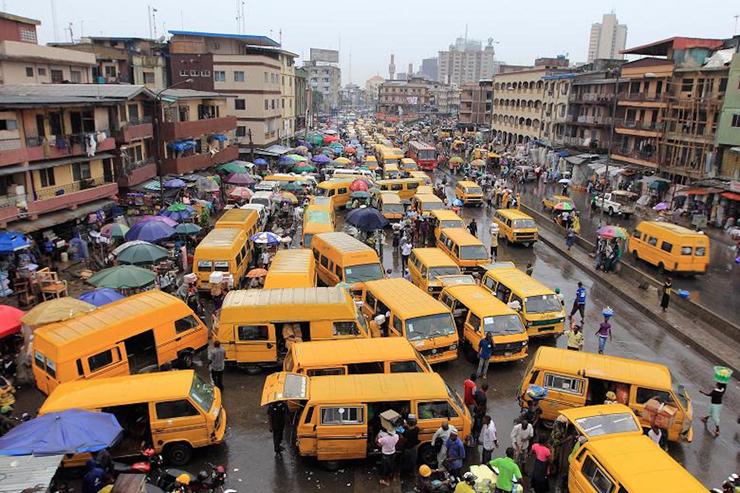 מקום שלישי, לאגוס בניגריה
