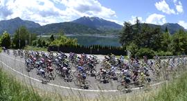ג'ירו ד'איטליה מירוץ אופניים מרוץ אופניים, צילום: איי פי