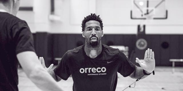 שחקן ה-NBA עבר לתזונה טבעונית והקריירה שלו ניצלה