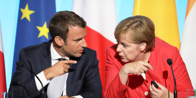 האטה בצמיחה בגוש היורו ברבעון הרביעי; כלכלת גרמניה דרכה במקום