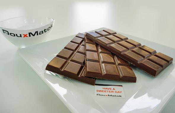 שוקולד ללא סוכר