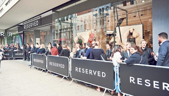 """Reserved בלונדון, צילום: יח""""צ"""