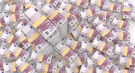 כסף שטרות 500 יורו 500 euro, צילום: שאטרסטוק
