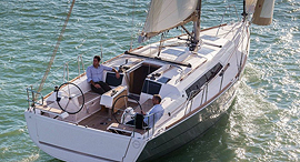 יאכטה להשכרה Dufour 34 Bibi, צילום: Borrow A Boat