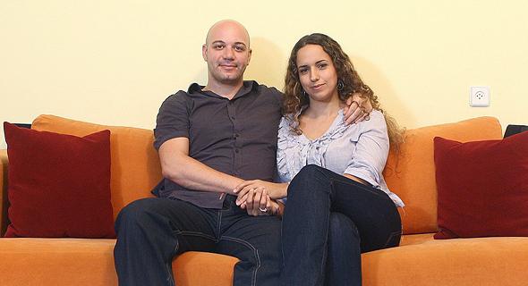 משפחת פולאד, צילום: אוראל כהן